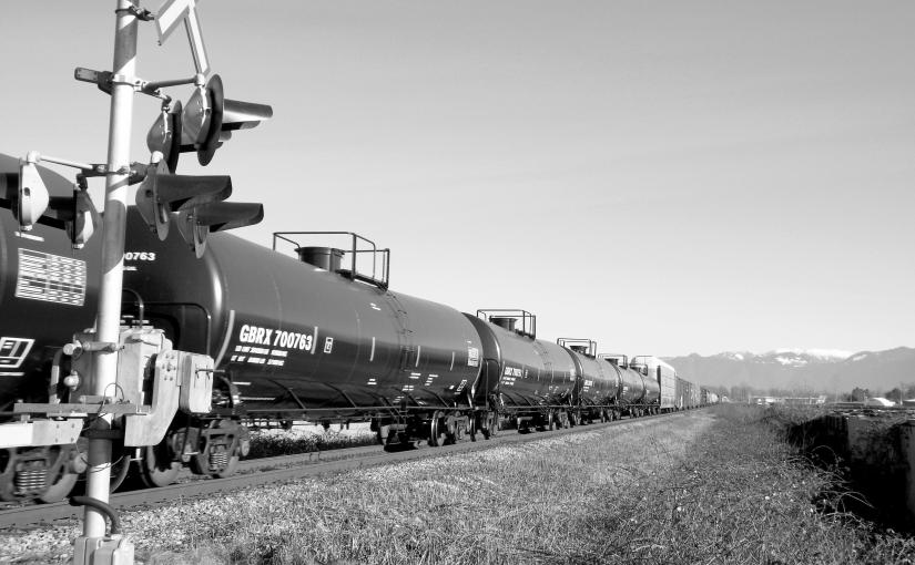 Train in Chilliwack
