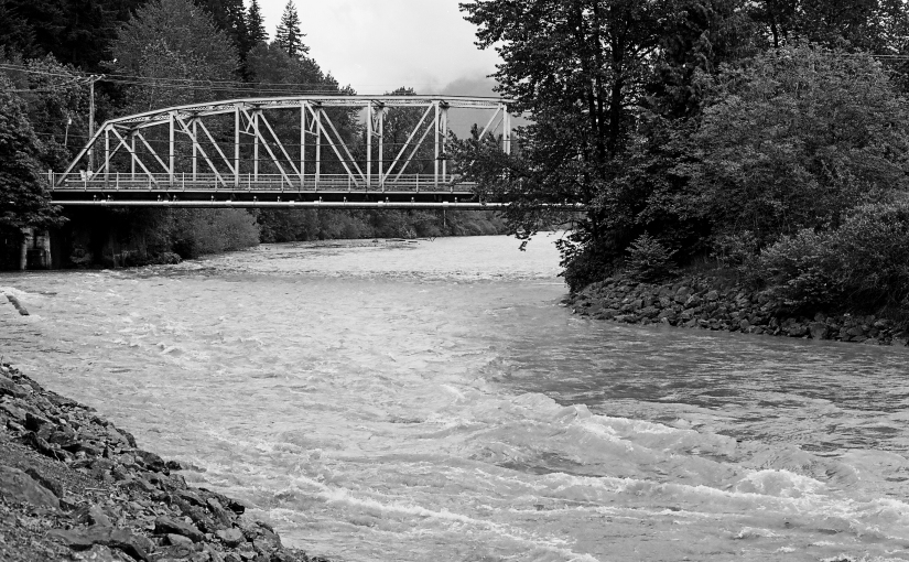 Bridge Over VedderRiver