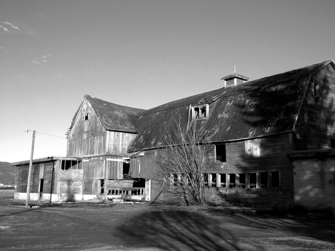 Barn in Chilliwack