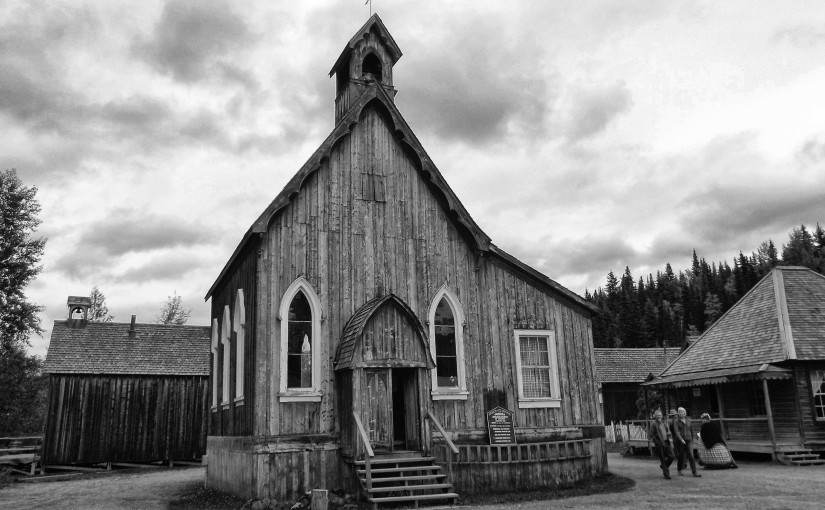 St. Saviours Anglican Church 1869