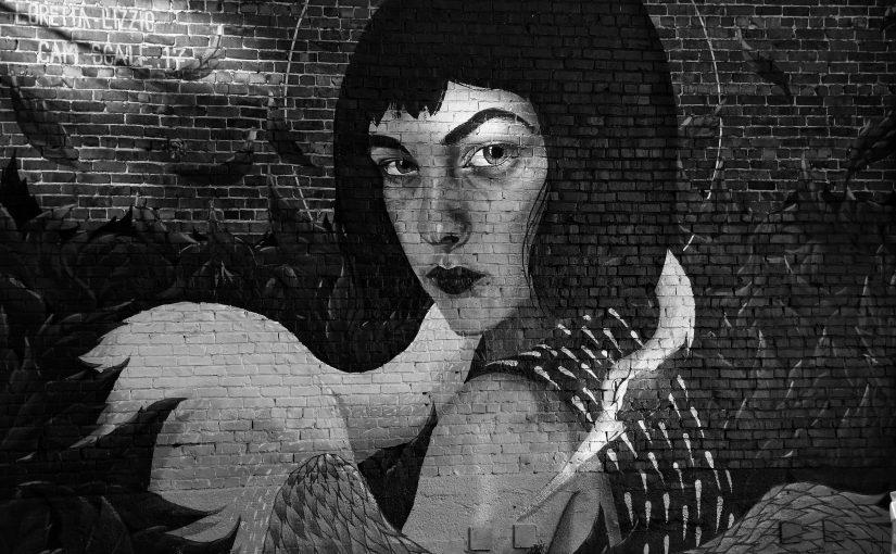 Murals in Black andWhite