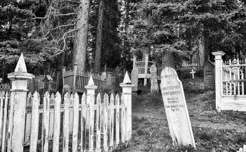 Barkerville Cemetery
